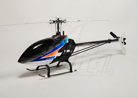 ESC /モーター/ワットハリケーン425-FBL 3Dトルク-Tヘリコプターキット