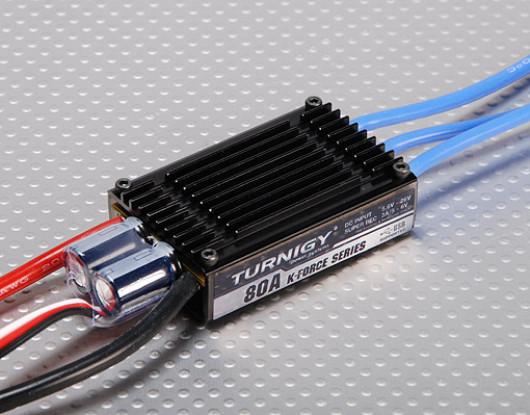 TURNIGY K-フォース80AブラシレスESC