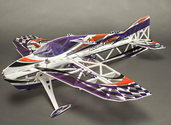 HobbyKing土星F3Pウルトラライトは、モーター付きの屋内3D飛行機920ミリメートル(キット)EPS