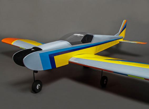 40スポーツ低翼バルサの1550ミリメートルをソアー(ARF)