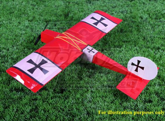 HobbyKing™ミニスティックレーザーカットキットの580ミリメートル(KIT)