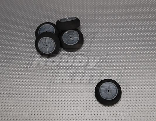 ライト発泡ホイールDIAM:50、幅:18.5ミリメートル(クリニーク/袋)