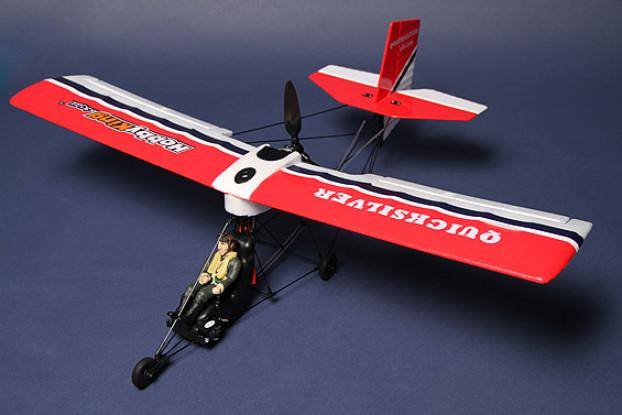 クイックシルバー超軽量EPO R / Cプレーンプラグ - アンド - フライ