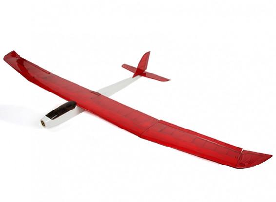 SCRATCH / DENT  - ビッグE-フェア電動グライダーバルサ2500ミリメートル(ARF)
