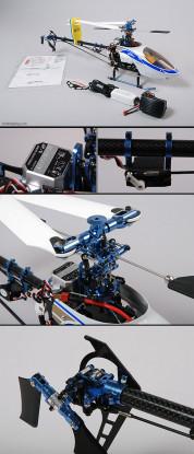 アートハイテクシャーク450 3Dヘリコプター