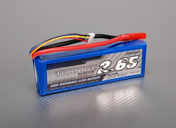 Turnigy 2650mAh 3S 40Cリポパック