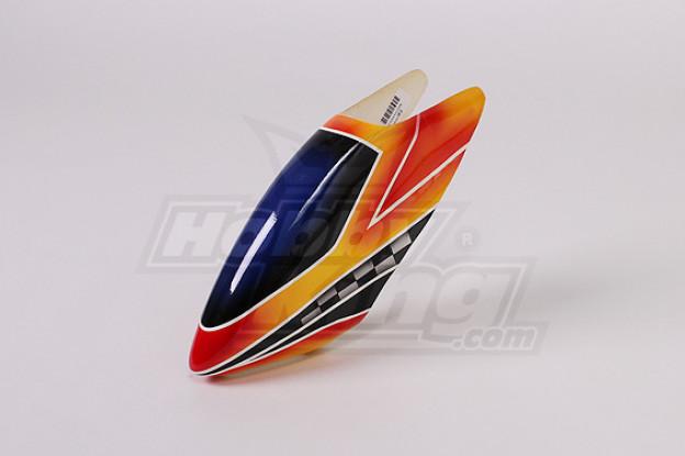 トレックス-500用のグラスファイバーキャノピー