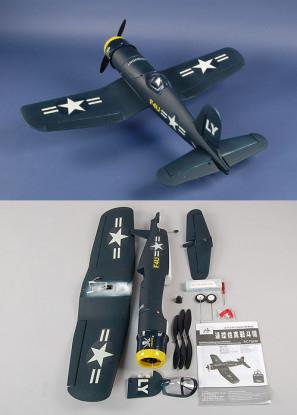 F4UファイターParkflyer RTFワット/モーター、ESC