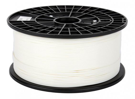 CoLiDo 3Dプリンタフィラメント1.75ミリメートルABS 1KGスプール(ホワイト)
