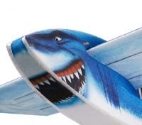 H-King Shark EPP 1420mm (Kit) - Teeth