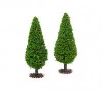 HobbyKing™ 120mm Scenic Model Trees with Base (2 pcs)