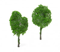 HobbyKing™ 90mm Scenic Wire Model Trees (2 pcs)