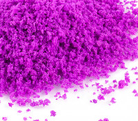 Sponge Foliage Scenic Scatter Powder (Purple)