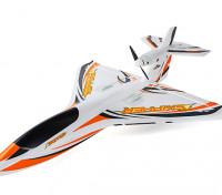 H-King Skipper All Terrain Airplane EPO 700mm (PNF) Orange