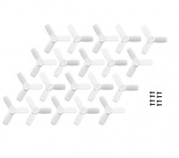 Kingkong Fly Egg 100 Racing Drone 2345 Propellers White CW/CCW (10 pairs)