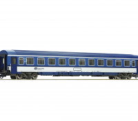 Roco/Fleischmann HO Scale 2nd Class Passenger Carriage CD