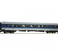 Roco/Fleischmann HO Scale 2nd Class Express Passenger Carriage DB-AG