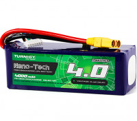 Turnigy Nano-Tech 4000mAh 6S 70C Lipo Pack w/XT90 (HR Technology)