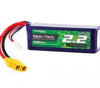 Turnigy Nano-Tech 2200mAh 4S 70C Lipo Pack w/XT90 (HR Technology)