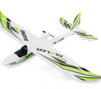 H-King Bixler 1.1 EPO 1400mm Glider (ARF)