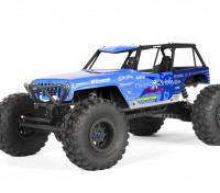 Axial Jeep Wrangler Wraith-Poison Spyder 1/10th Scale Electric 4WD Truck RTR 1