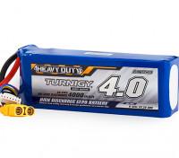Turnigy Heavy Duty 4000mAh 6S 60C Lipo Battery Pack w/XT90