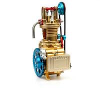 Single Cylinder Engine Model