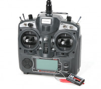 Turnigy 9X 9Ch Transmitter (Mode 1) (AFHDS 2A system) - with receiver