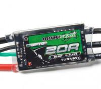 Turnigy MultiStarの32Bit 20AレーススペックESC 2〜4S(OPTO)