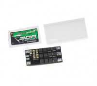 Turnigy MultiStar 32ビット30AレーススペックESC 2〜4S NAKED(OPTO)