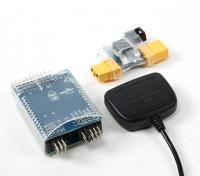 / OSD V3.1028(GPS /高度ホールド/オートレベル)ワットArkbirdオートパイロットシステム