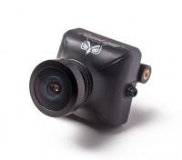 RunCamフクロウプラス700TVLミニFPVカメラ - ブラック(NTSC版)