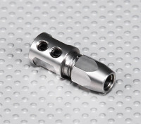 スチールシャフトアダプタ - フレキシシャフトを5mmのためにモータ軸を5mmの