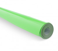 カバーフィルム - 蛍光グリーン410(5mtr)
