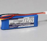 Turnigy 1600mAh 2S 20Cリポパック(Losiミニ互換)