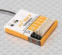 FrSky TFR6M 2.4GHzの6CHマイクロレシーバFASST互換性