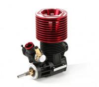 自動車用TrackStar SEG 21 2ストロークグローレーシングエンジン