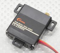 コロナCS-239HVアナログスリムウィングサーボ(メタルギア)4.6キロ/ .13sec / 22グラム