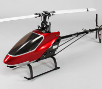 HK-500TTフライバーレス3Dトルク・チューブ電動ヘリコプターキット(ワット/ブレード)