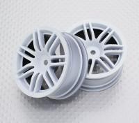 1:10スケール高品質ツーリング/ドリフトホイールRCカー12ミリメートル六角(2PC)CR-RS4W