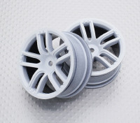 1:10スケール高品質ツーリング/ドリフトホイールRCカー12ミリメートル六角(2PC)CR-GTW