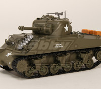 US-M4A3シャーマン中RC戦車RTRのTx /ワット