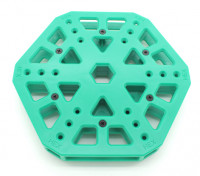 RotorBits HexCopterマウントセンター(グリーン)