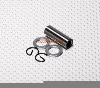 Turnigy HP-50ccの交換用ピストンピン&クランプスプリングセット