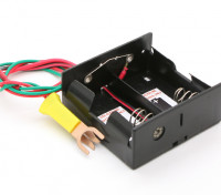 グロープラグクリップ付きコックススターターバッテリーボックス
