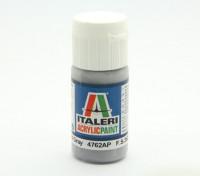 イタレリアクリルペイント - フラットライトゴーストグレイ