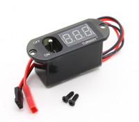 UBEC /ワットTurnigy 3ファンクションスイッチ、電圧表示