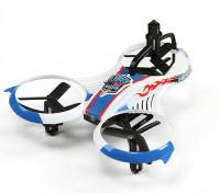 MINI UFO Y-4マイクロMulticopter / 2.4GHzの送信機とオートフリップ機能(モード2)(フライする準備ができました)ワット