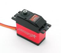 TrackStar TS-D10HV高電圧デジタル1/10スケールツーリング/ドリフトステアリングサーボ9.8キロ/ 0.10sec / 63グラム