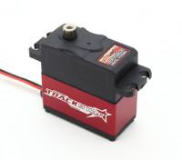 TrackStar TS-601MGデジタル1/8スケールバギー/ MTステアリングサーボ13.2キロ/ 0.12sec / 57グラム